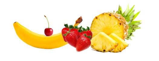Banana split protein smuti - Vegan kuhinja antioksidans. Jedan dobar letnji recept za osveženje i bogatstvo vitamina, proteina, zdravlja i ukusa.