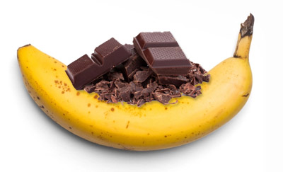 Čoko banana milkšejk - Kuhinja antioksidans. Milk šejk od čokolade i banane, savršen ukus ali i nutritivno veoma vredan, pravi specijalitet 2 u 1.