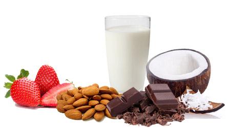 Jagoda čokolada milk šejk - Kuhinja antioksidans. Čak i da nema bitnih zdravstvenih efekata ova kombinacija ukusa će svakako osvojiti sva vaša čula.
