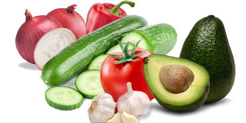 Avokado krastavac supa - Kuhinja Antioksidans. Sirova ali ukusna supa. Krastavica, avokado, luk, paprika i paradajz zajedno do dobrog ukusa i zdravlja.