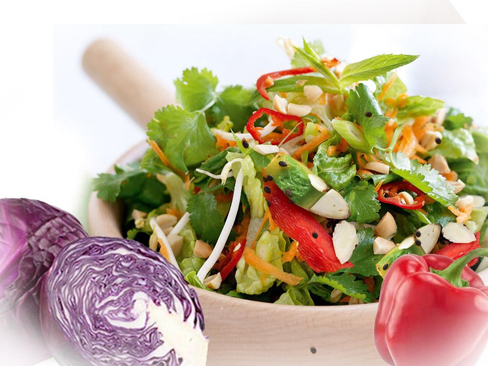 Azijska duga salata