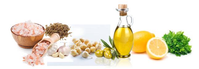 Sirovi proklijali humus - kuhinja Antioksidans. Humus od leblebije, izgledom sličan krem siru ali sasvim drugačijeg ukusa i zdravstvene vrednosti.