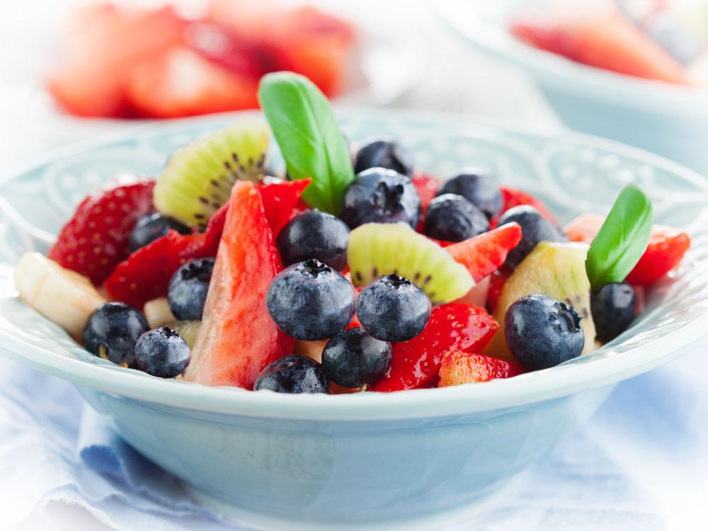 Brza voćna salata