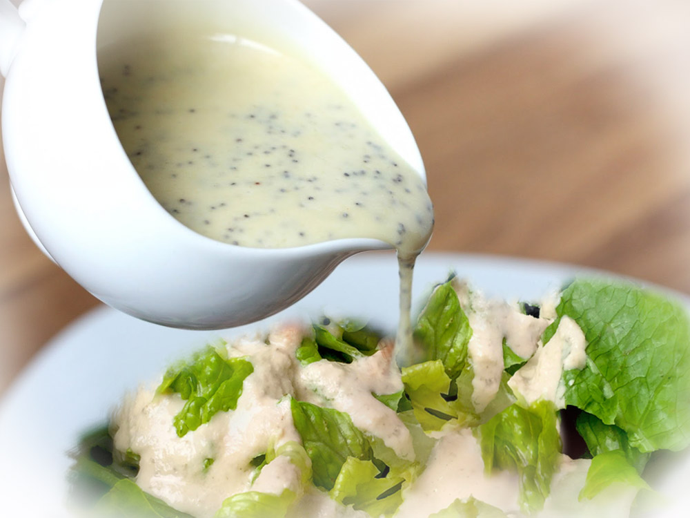 Cezar vegan fil za salate