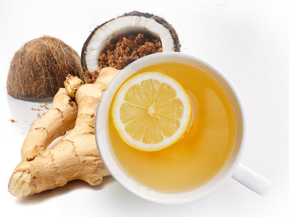 Limun đumbir detox čaj