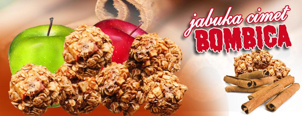 Jabuka-cimet bombice